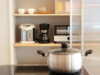 キッチンはワット数に注意