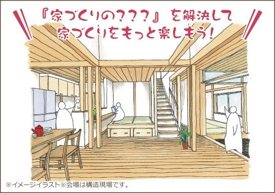 【完全予約制】磐田市カシコイ家づくり相談会