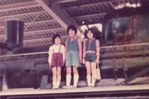 3姉妹で。